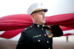 The Marine (The Higgs Boson) Tags: usa america army dallas support marine uniform texas unitedstates spirit flag military unitedstatesofamerica guard navy maine parade national hero pearlharbor strong brave patriot airforce patriotism defense bravery fearless courage audacity veteransday skill 111111 valor uniformed heroism dallasobserver militarized boldness stephenmasker