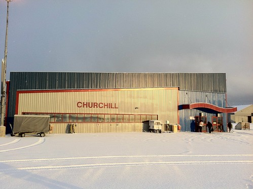Churchill Airport by amckiel, on Flickr