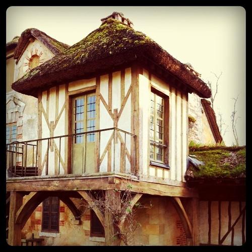 Queen's Hamlet. Mill