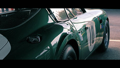 Cinematic Goodwood #6 (autoidiodyssey) Tags: cinema car race vintage martin cinematic aston 1961 zagato db4gt 2011goodwoodrevival