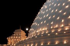 IMG_8133 (Library Images of Sri Lanka) Tags: moon photography lights asia stock srilanka ceylon southasia 2011 dagaba beautifulimages kalaniya photosofsrilanka imagesofsrilanka priyalmahendre chaiythiya kelaniyatempel