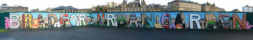 Bradford Urban Garden