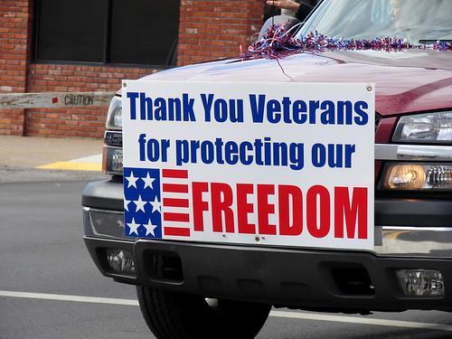Veterans Parade Pic 3