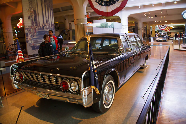 KENNEDY ASSASSINATION Limo