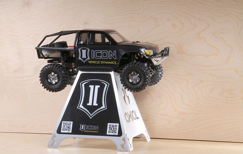 Axial SCX10 Honcho ICON Vehicle Dynamics
