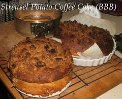 Streusel Potato Coffee Cake (BBB)