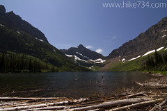"Upper Two Medicine Lake • <a style=""font-size:0.8em;"" href=""http://www.flickr.com/photos/63501323@N07/6348890294/"" target=""_blank"">View on Flickr</a>"