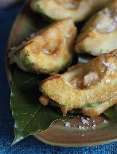 deep fried avocados