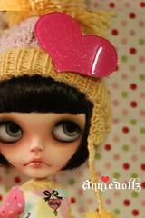 OOAK doll Frances♥gone USA