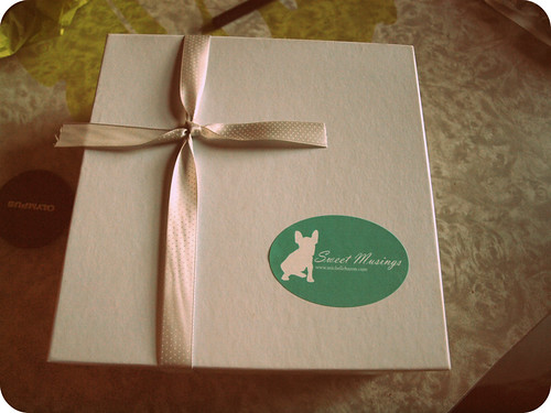 sweet musings box