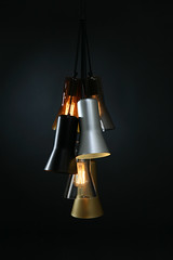 Touch Collection (Ross Gardam) Tags: lights touchlights pendants spaceleft glasslights rossgardam