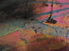 RW 3D lava tag closeup (Miles Wickham aka RESKEW) Tags: streetart abstract art painting graffiti decorative gaudy reskew