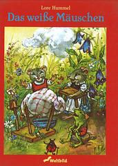 Lore Hummel / Das weisse Mäuschen (micky the pixel) Tags: illustration fairytale buch mouse book childrensbook livre maus märchen kinderbuch lorehummel dasweissemäuschen