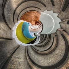 Kunsthalle (Achimar) Tags: panorama photoshop canon switzerland raw ninja sigma 360 fisheye projection berne hdr 2012 kunsthalle stereographic 500d ptgui photomatix nodal cs5 achillemarthaler