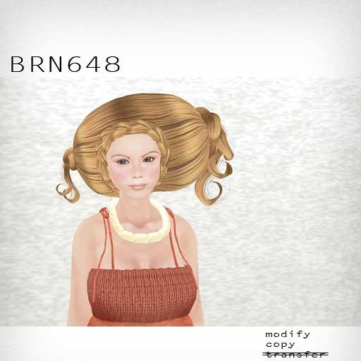 booN BRN648 hair