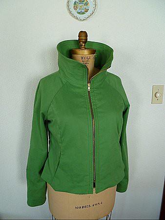 Front view--Upline Jacket