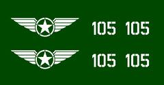 Whirlwind Decals (JonHall18) Tags: sticker aircraft decal skyfi dieselpunk dieselpulp