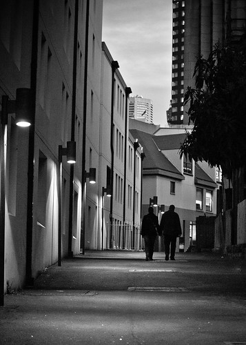 Dark Alleys
