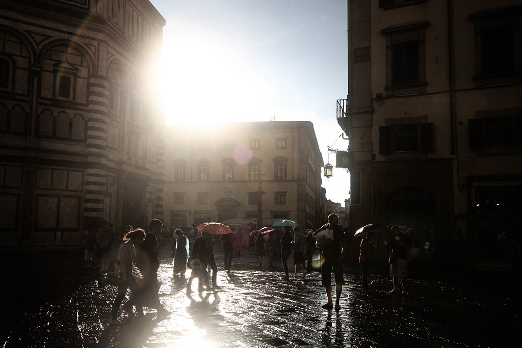 Street Italy