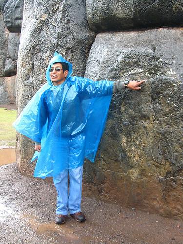 Saqsaywaman in Cuzco, Peru