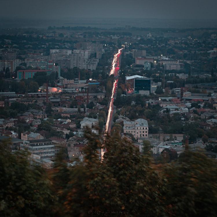 Вул. Б. Хмельницького © 2011 Alex Nedoviziy