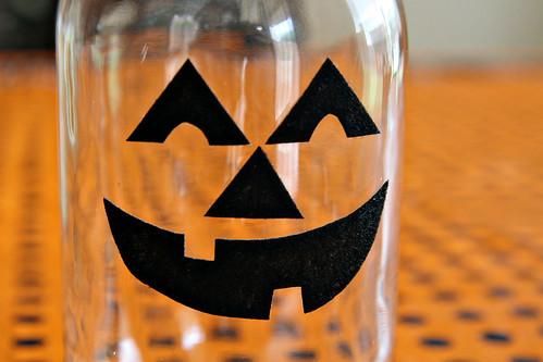 Pumpkin Mason Jar 8