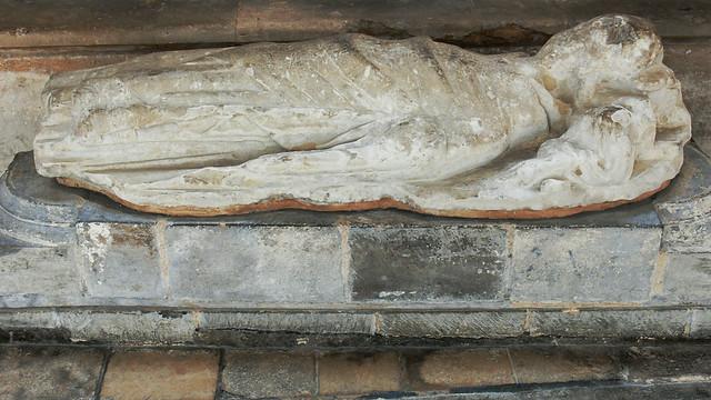 John Chambers tudor effigy