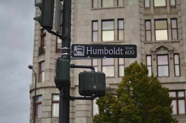 Humboldt Street!