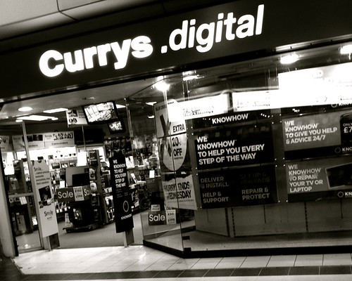 Currys London