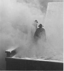 NYC Firemen 1969 (Lenny Campello) Tags: nyc newyork canada france boston portraits vintage french photography scotland dancers dancing quebec tennessee artists mingus vintagephotos lifetime gaspepeninsula exxonbuilding scottishartists lidamoser newyorkphotoschool