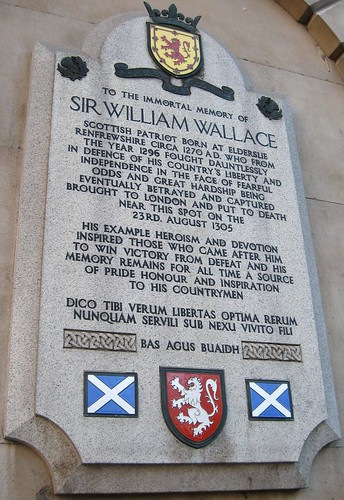 Wallace Memorial, Smithfield, London