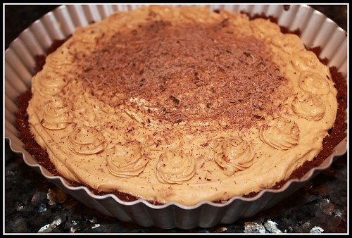 Bubby's Peanut Butter Chocolate Pie