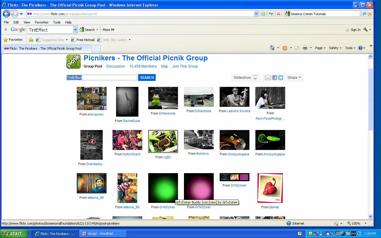 Flickv n strip party