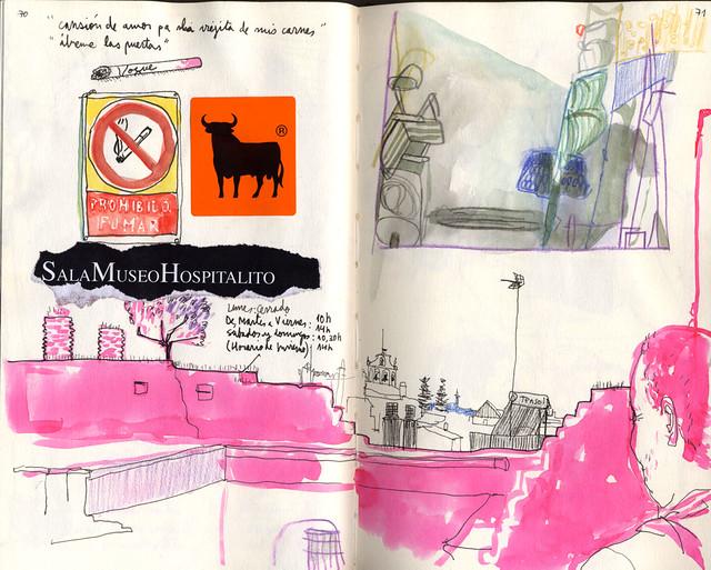 33r. Sketchcrawl al Puerto de Sta. María