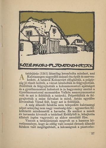 Kós Károly - Kalotaszeg