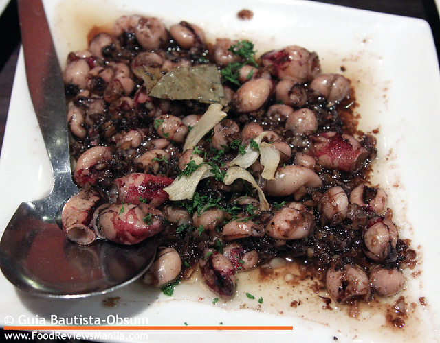 Food Reviews Manila Mesa Baby Squid in Olive Oil 2