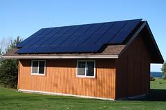 Ransomville, NY residential solar installation