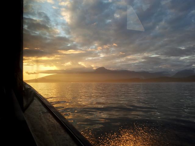 Glowy Boat Ride