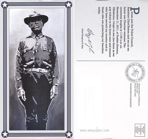 Choctaw Veteran