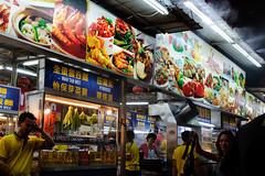 Street Food in Kuala Lumpur, Malaysia (---Jonathan---) Tags: life street city light food night dinner photography essen nikon asia asien drink nacht f14 strasse 14 eat malaysia stadt kuala 24mm lumpur leben d90 24mmf14g