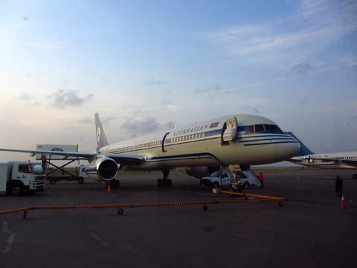 The purpose of my visit, Azal 757
