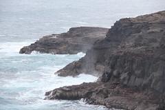 blowhole Cape Bridgewater_5430 (gervo1865_2 - LJ Gervasoni) Tags: ocean water coast october waves australia victoria erosion formation coastal blowhole cape coastline geology basalt bridgewater geological 2011 photographerljgervasoni