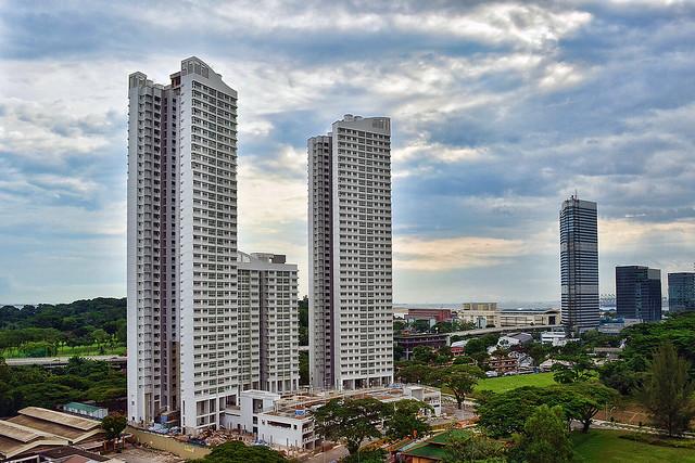Telok Blangah Towers