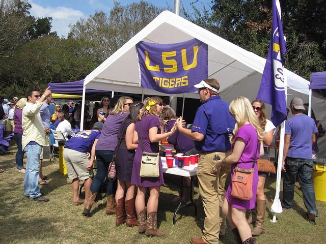 LSU v Auburn 2011