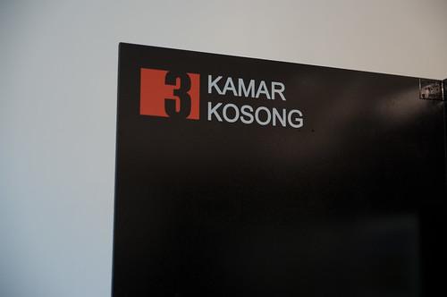 Signalétique Espace Kamar Kosong