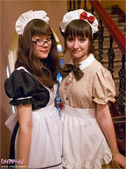 _A237100 (Max Milano) Tags: cafe team russia moscow maid    maido meid  meido