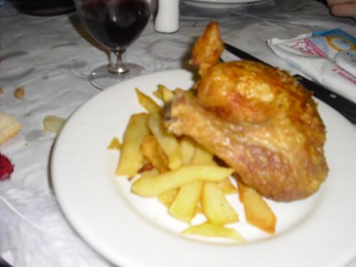 Zaragoza | Restaurante Pasgón | Pollo