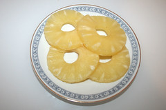 02 - Zutat Ananasscheiben