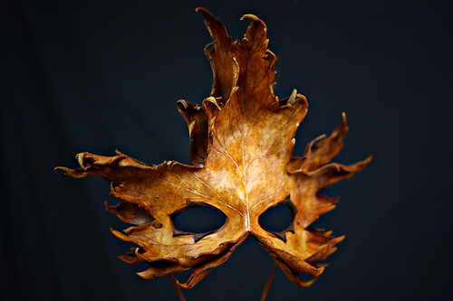 Layered Leaf Mask