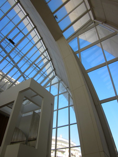 Richard Meier Interior